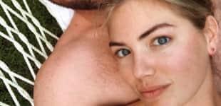 Kate Upton Justin Verlander ungeschminkt ohne Make-Up