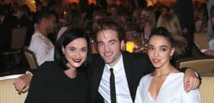 Katy Perry, Robert Pattinson und FKA Twigs