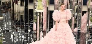 Lily-Rose Depp Karl Lagerfeld Muse Designer Model Chanel Werbegesicht Gesicht Model Paris Fashion Week Muse