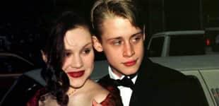 Macaulay Culkin und Rachel Minor