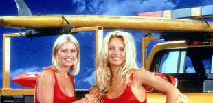 """Nicole Eggert und Pamela Anderson spielt gemeinsam in """"Baywatch"""""""