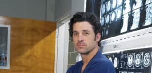 "Patrick Dempsey in ""Grey's Anatomy"""