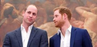 Prinz Harry und Prinz William eröffnen 2018 das Greenhouse Sports Center.