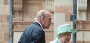 Prinz Philip und Königin Elisabeth II. in Nordirland