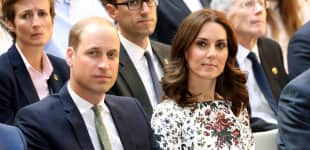Prinz William Herzogin Kate Polen Danzig