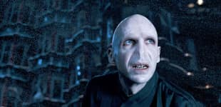 """Ralph Fiennes als """"Lord Voldemort"""" in """"Harry Potter"""""""