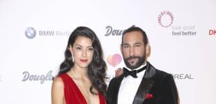 Rebecca Mir und Massimo Sinato sind ein wahres Traumpaar