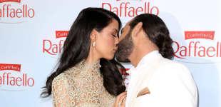 Rebecca Mir und Massimo Sinato haben geheiratet