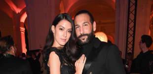 Rebecca Mir Massimo Sinato GQ Awards