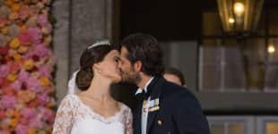 Sofia Hellqvist und Prinz Carl Philip von Schweden