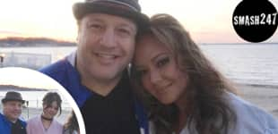 Video: Kevin James und Leah Remini