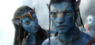 """""""Avatar""""-Stars: Zoe Saldana und Sam Worthington"""