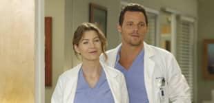 """""""Meredith Grey"""" und """"Alex Kurev"""""""