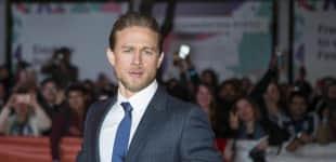 """Charlie Hunnam: Die """"Shades of Grey""""-Absage fiel ihm alles andere als leicht"""