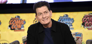 Charlie Sheen auf der 5. German Comic Con