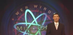 """Günther Jauch als Moderator von """"Wer wird Millionär?"""""""