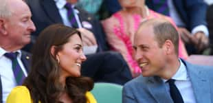 Herzogin Kate Prinz William Wimbledon