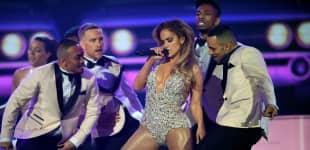 Jennifer Lopez bei den MTV Music Awards 2018