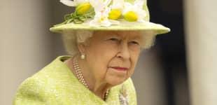 Königin Elisabeth II. 2021