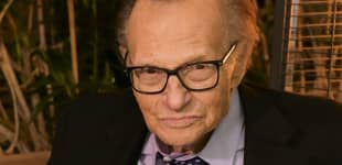 Larry King 2019
