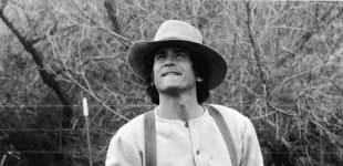"""Michael Landon als """"Charles Ingalls"""" in """"Unsere kleine Farm"""""""