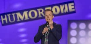 Oliver Pocher bei der HumorZone im März 2020