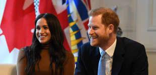 Prinz Harry und Meghan Markle senden eine süße Weihnachtskarte