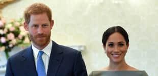 Prinz Harry und Herzogin Meghan reden bei ihrem Besuch in Irland über Familienplanung