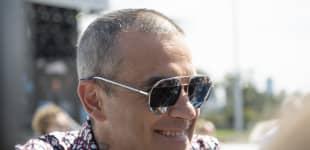 Robbie Williams im März 2020