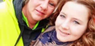 Silvia und Sarafina Wollny haben eine gute Beziehung zueinander