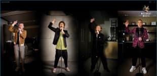Gary Barlow, Howard Donald, Mark Owen und Robbie Williams sind als Take That wiedervereint