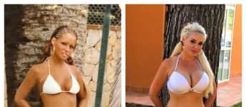 Daniela Katzenberger früher und heute
