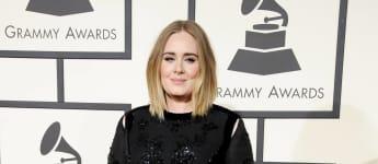 Adele bei den Grammys 2016