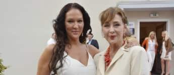 Allegra Curtis, Christine Kaufmann