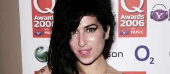 Amy Winehouse bei den Q Awards 2006