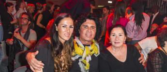 Angeliki, Costa und Ingrid Cordalis