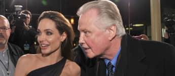 Angelina Jolies Vater Jon Voight ist guter Hoffnung für eine Liebes-Comeback