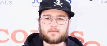 Angus T. Jones im November 2016