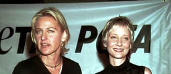 Anne Heche und Ellen DeGeneres trennten sich 2000