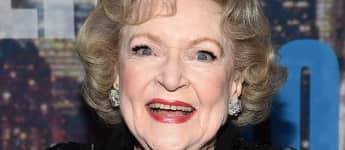 Betty White ist eine beliebte Fernsehdarstellerin