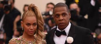 Beyoncé Knowles Jay-Z Met Gala