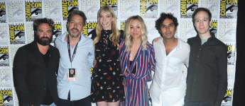 The Big Bang Theory Darsteller Comic Con