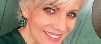 Birgit Schrowange graue Haare