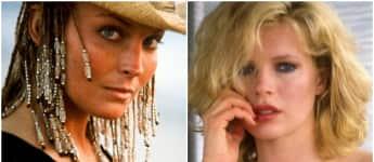 Achtziger-Jahre-Sexsymbole: Bo Derek und Kim Basinger