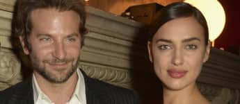 Bradley Cooper und Irina Shayk auf der L'Oreal Red Obession Party in Paris