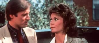 Bruce Boxleitner and Kate Jackson in the popular show Scarecrow and Mrs. King.