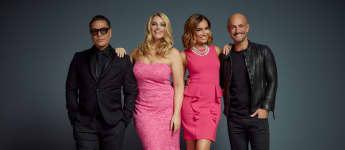 Carlo Castro, Angelina Kirsch, Jana Ina Zarella und Peyman Amin Curvy Supermodel