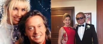 Carmen und Robert Geiss - vor 21 Jahren und heute