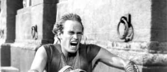 "Charlton Heston alias ""Ben Hur"""