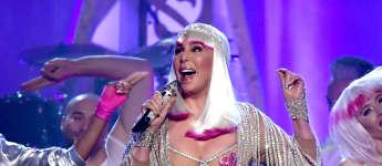 Cher bei den Billboard Music Awards 2017